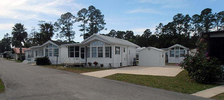 Campground And RV Park In Daytona Beach